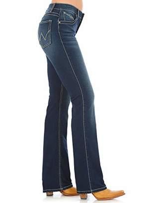 Wrangler Women's Ultimate Riding Q-Baby Boot Cut Jean Pants