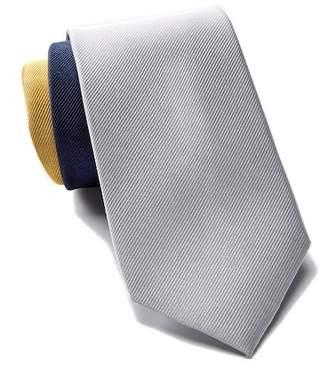 Tommy Hilfiger Silk Tri-Color Panel Tie