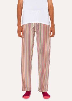 Paul Smith Men's Signature Stripe Pyjama Bottoms