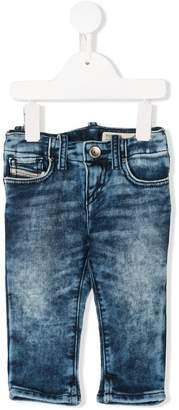 Diesel acid wash jeans
