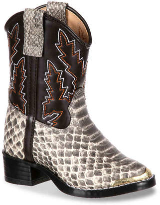 Durango Western Youth Cowboy Boot - Girl's