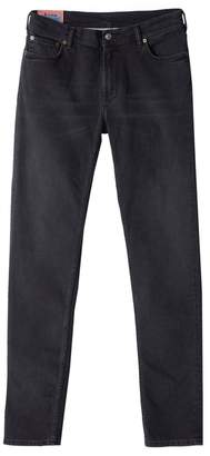 Acne Studios ACTION JEANS North Jean In Used Black