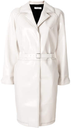 Philosophy Di Lorenzo Serafini belted trench coat