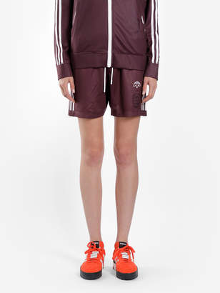 Alexander Wang Adidas By ADIDAS BY BORDEAUX SHORTS