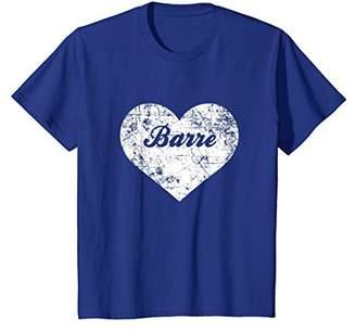 I Love Barre Shirt