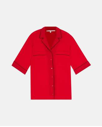 Stella McCartney Helena Silk Shirt