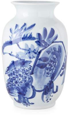 """Jamie Young Ceramic Vase, 9.5"""" x 7"""""""