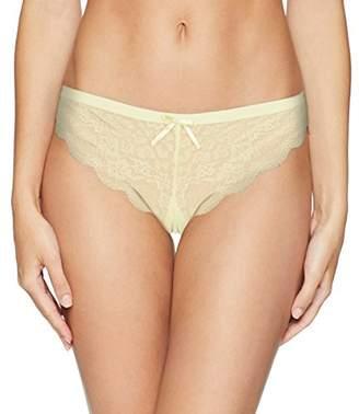 Freya Women's Fancies Low Rise Lace Brazilian Panties