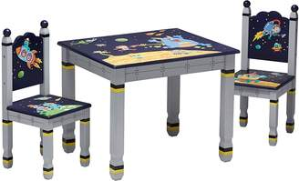 Fantasy Fields by Teamson Outer Space Table & Chair Set
