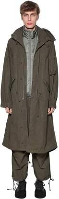 Yohji Yamamoto Weather Resistant Parka & Vest