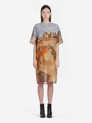 Bless WOMEN'S MULTICOLOR HOLIDAY NEUTRA DRESS