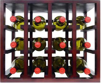 Epicurean EpicureanistTM 12-Bottle Stackable Wine Rack