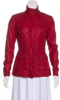 Belstaff Quilted Casual Jacket