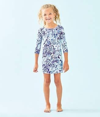 bd06f4517f900e Lilly Pulitzer Girls UPF 50+ Mini Sophie Dress