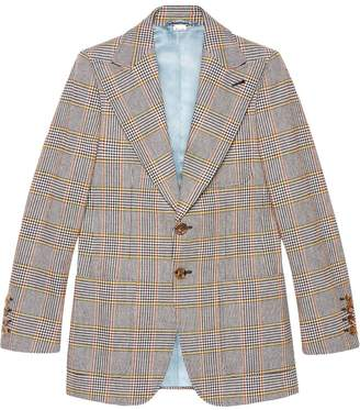 5cc273f62 Gucci Blazer Jacket Mens - ShopStyle