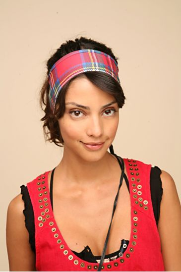 Plaid Stretch Headband