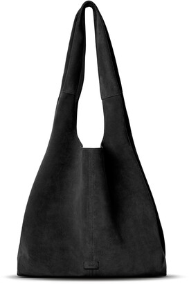 Shinola Market Leather Hobo Bag