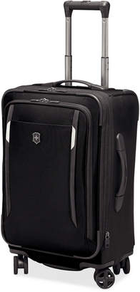 """Victorinox Werks Traveler 5.0 22"""" Carry-On Expandable Dual Caster Spinner Suitcase"""