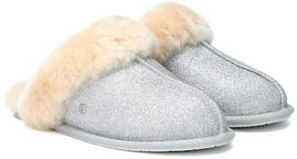 UGG Scuffette II metallic slippers