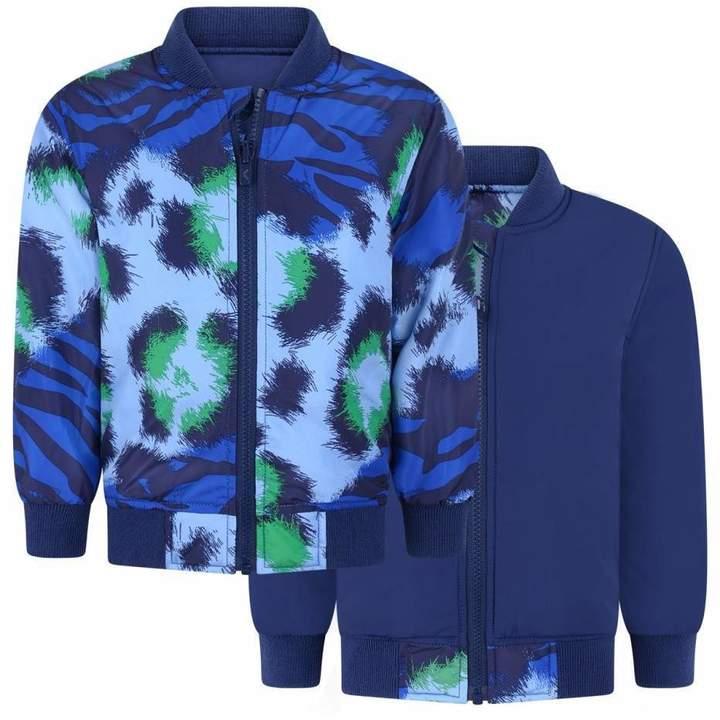KidsBoys Blue Dwain Jacket