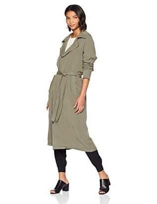Rachel Pally Women's Twill Trench Coat