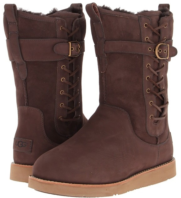 UGG Amelia (Chocolate) - Footwear