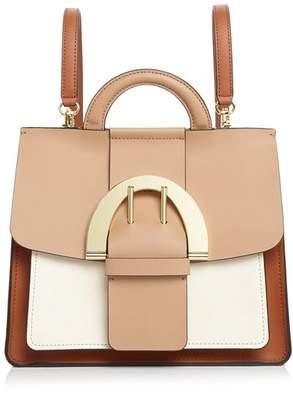 Zac Posen Biba Color-Block Convertible Backpack