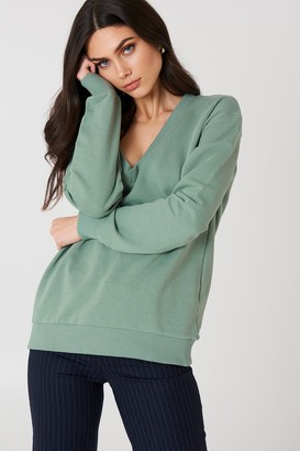 Na Kd Basic V-neck Basic Sweater