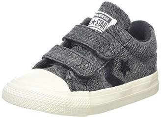 5a86683bd075 Converse Unisex Babies  Lifestyle Star Player Ev 2v Ox Canvas Slippers