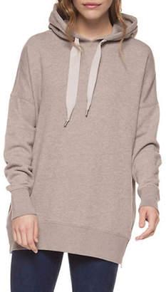Dex Oversized Drawcord Pullover Hoodie