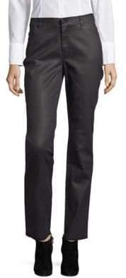 Lafayette 148 New York Wooster Herringbone Jeans