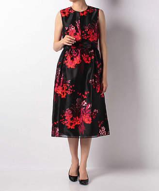 Anna Sui (アナ スイ) - [ANNA SUI] KISMET CLIPPED LUREX JACQUARD ドレス