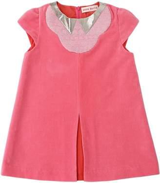 Velvet A-Shape Dress