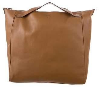 Serapian Soft Leather Satchel