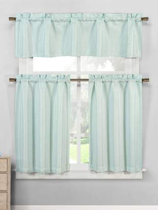 Kensie Jane Kitchen Curtain Set (3 PC)