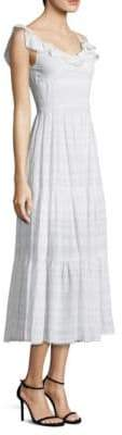Prabal Gurung Tiered Gathered Sundress