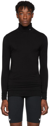 Ambush Black Long Sleeve Turtleneck