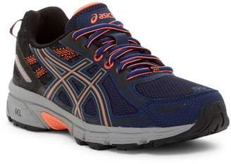 ASICS GEL-Venture 6 Trail Running Shoe $70 thestylecure.com