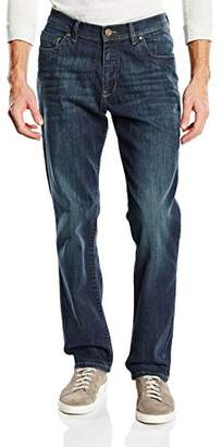 Bugatti Men's Straight Leg Jeans - Blue