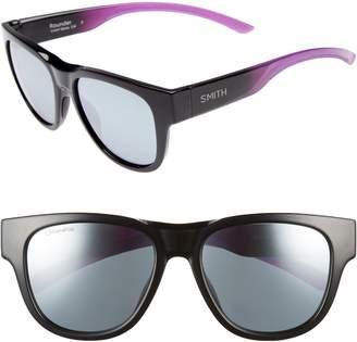 Smith Rounder 52mm ChromaPop(TM) Polarized Sunglasses