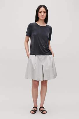 Cos SMOOTH ROUND-NECK T-SHIRT