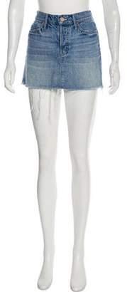 Mother A-Line Skirt