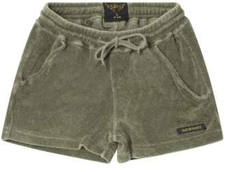 Finger In The Nose Trinity Sweat Mini Shorts