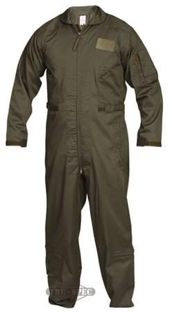 Tru-spec 27- P Flight Suits Sage 2XLarge Long