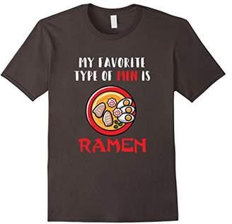 Cute Ramen T-Shirt Funny Love Ramen Shirt Student Gift