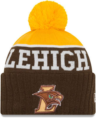 New Era Lehigh Mountain Hawks Sport Knit Hat