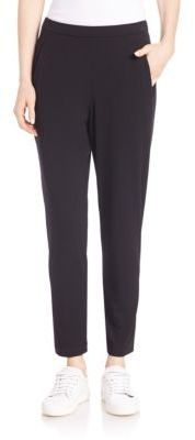 Eileen Fisher Slim Ankle Pants $138 thestylecure.com