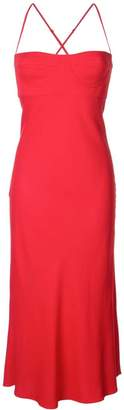 Mason by Michelle Mason bustier midi dress