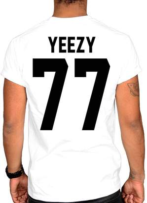 Yeezy EP Apparel US 77 Kanye West T-Shirt Tour Concert (Small 8-10, )