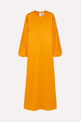 Roksanda Silk-satin Gown - Yellow